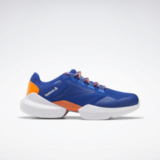 Reebok Split Fuel Shoes - Preschool Cobalt / Solar Orange / White EF4023
