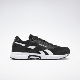 Reebok Royal Run Finish Shoes Black / White DV8774