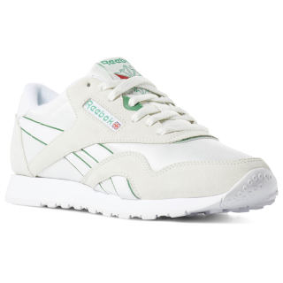 Classic Nylon Chalk / Glen Green / White DV3925
