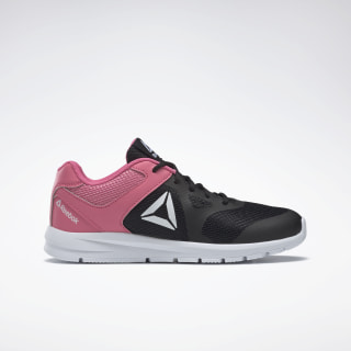 Reebok Rush Runner Shoes Black / Pink DV8694