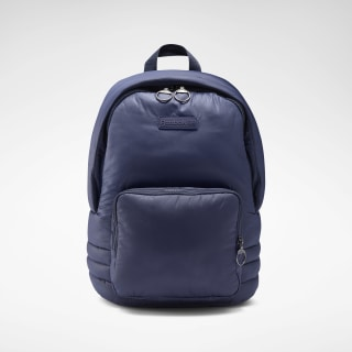 Classics Freestyle Quilted Backpack Heritage Navy ED1067
