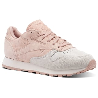 Classic Leather NBK Pale Pink/Chalk Pink BS9863