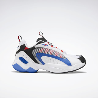 Reebok Royal Pervader Shoes White / Humble Blue / Primal Red EH2480