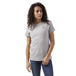 Starcrest Tee Medium Grey Heather CD8176