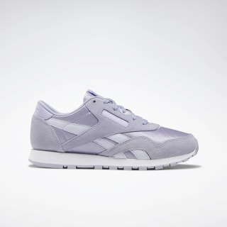 Tenis Classic Leather Nylon MOON VIOLET/LUCID LILAC DV7048