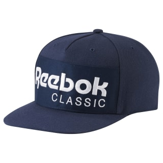 Classics Foundation Hat Collegiate Navy / Collegiate Navy AO0039