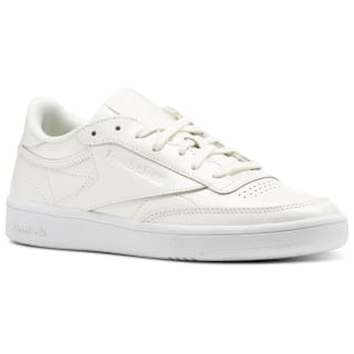 Club C 85 Patent White BS9776
