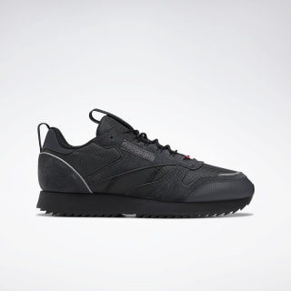 Кроссовки Reebok Classic Leather Ripple Trail true grey 8/black/PANTONE EG8708