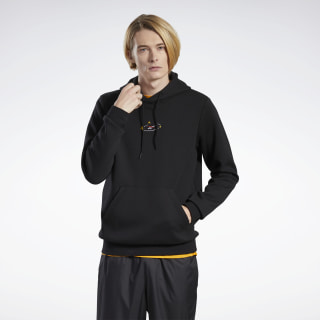 Tom and Jerry Hoodie Black GJ0473
