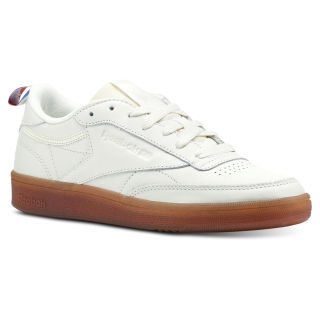 Club C 85 Premium Basic-Chalk / Gum CN4053