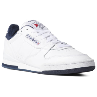 Phase 1 White/Collegiate Navy/Red DV3928