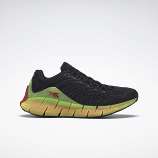 Zig Kinetica Shoes Black / Solar Yellow / Excellent Red FW7146