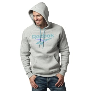 Classics Vector Hoodie Medium Grey Heather DW9520