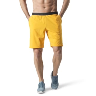 Speed Shorts Semi Solar Gold DU3910