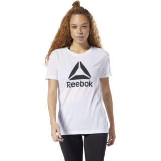 WOR Logo T-Shirt White DP6692