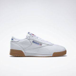 Ex-O-Fit Low Clean White / Collegiate Royal / Gum DV9756