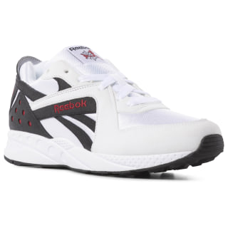 Pyro White / Black / Cranberry Red DV4216