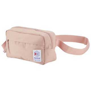 Classic Throwback Zippered Waistbag Chalk Pink CD6553