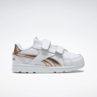 Reebok Royal Prime Alt Shoes White / Rose Gold DV9319