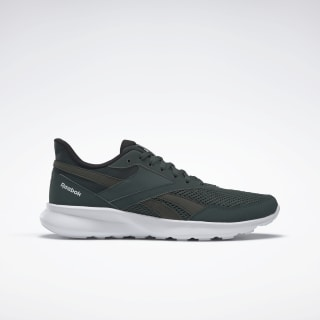 Кроссовки REEBOK QUICK MOTION 2.0 ivy green/white/black EH2708