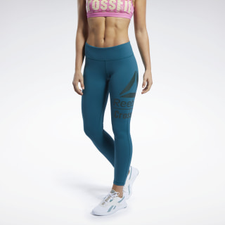 Reebok CrossFit® Lux 7/8 Tight Heritage Teal FQ3186