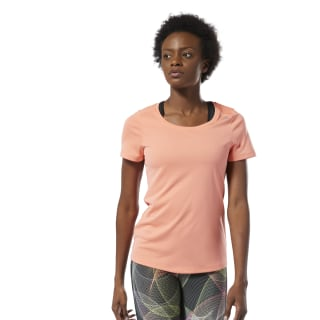 Camiseta Running Essentials stellar pink DU4191