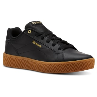 Scarpe Royal Complete Clean Black/Gold Metallic/Gum CN3239