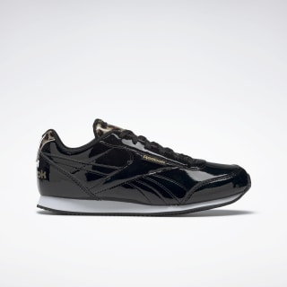 Reebok Royal Classic Jogger 2.0 Shoes Black / Gold DV9032