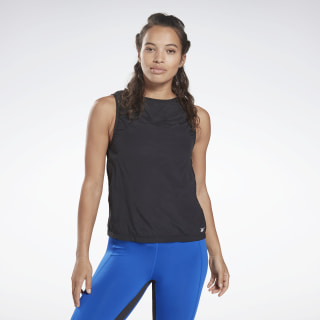 Studio High Intensity Tank Top Black FK5393