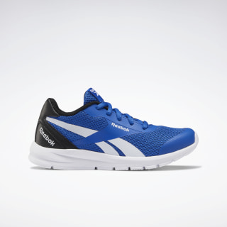 Reebok Rush Runner 2.0 Shoes Humble Blue / Black / White EF3161