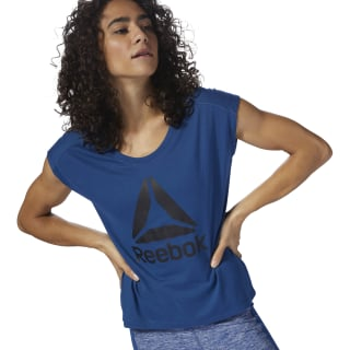 Workout Ready Supremium 2.0 T-Shirt Bunker Blue D95466