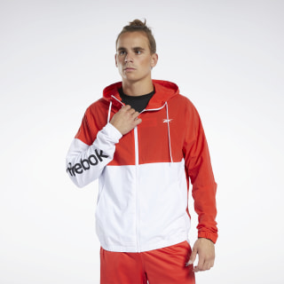 Training Essentials Windbreaker Radiant Red FK6107