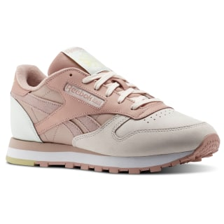 Classic Leather PM Pale Pink/Shell Pink/Chalk Pink/Opal CN0361