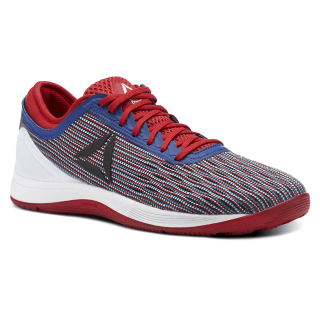 Reebok Crossfit Nano 8 Flexweave Excellent Red / Team Dark Royal / White CN1044
