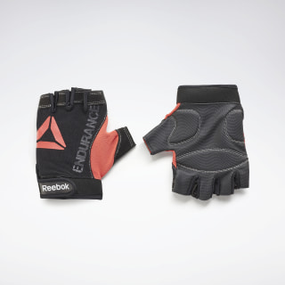Gants d'haltérophilie - S Black / Red B78744