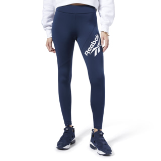 Leggings Classics Vector Collegiate Navy FJ0735