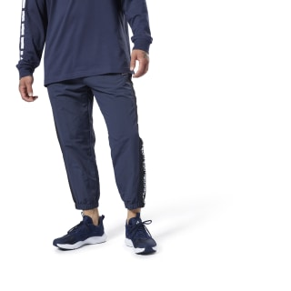 Meet You There 7/8 Jogger Pants Heritage Navy EC0812