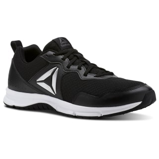 Reebok Express Runner 2.0 Black/Silver/Ash Grey/White CN3001