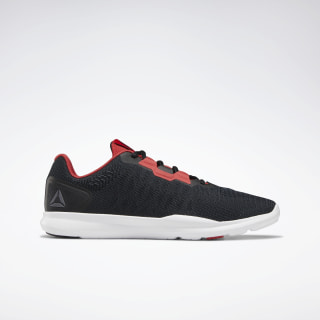 Tênis Reebok Sprint TR 2.0 BLACK / GREY / WHITE / RED DV6236