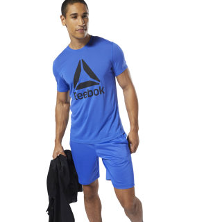 Camiseta WOR Supremium Graphic Crushed Cobalt DU2130