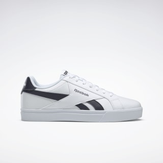 Reebok Royal Complete 3.0 Low Shoes White / Collegiate Navy DV8649