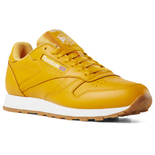 Classic Leather Yellow / White DV3841