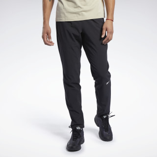 Speedwick Woven Track Pants Black FP9734