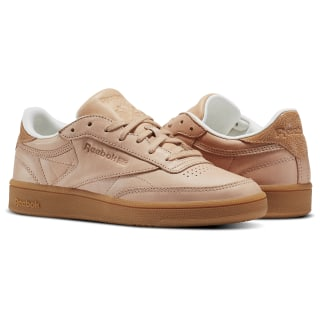 Club C 85 Fewer Better Things Beige/Veg Tan/Chalk/Gum BS6370