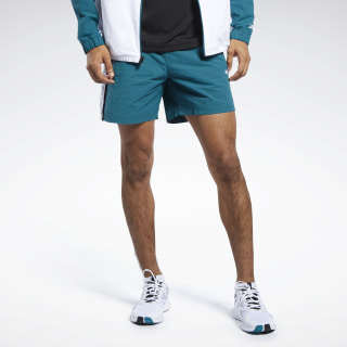 Meet You There Shorts Heritage Teal FK1618
