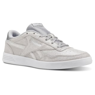 Tenis REEBOK ROYAL TECHQUE T SILVER METALLIC/WHITE/LGH SOLID GREY CN4288