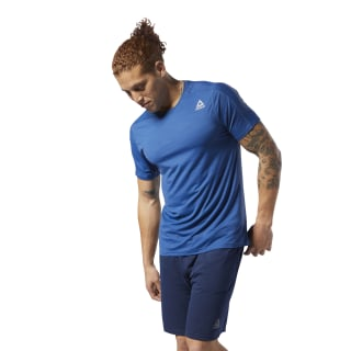 ACTIVCHILL Move Tee Bunker Blue CY4882