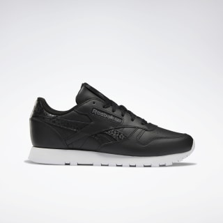 Scarpe Classic Leather Black / Black / White DV8155
