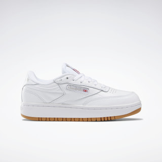 Club C Double Shoes White / Reebok Rubber Gum-07 / White FV5658