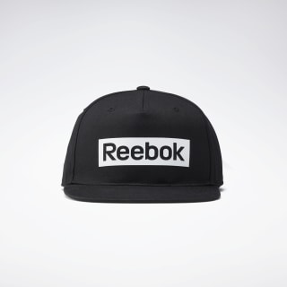 Linear Logo Cap Black FR8243